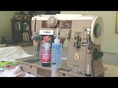 Part 2 Basic Sewing Machine Maintenance: Lubricate your Sewing. Sewing Machine Repair, Sewing Machine Parts, Antique Sewing Machines, Vintage Sewing Patterns, Easy Sewing Projects, Sewing Tutorials, Sewing Tips, Dress Tutorials, Sewing Ideas