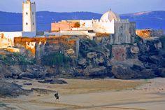 Oum-el-Aioun, Marruecos, al norte de Essaouira. [By Valentín Enrique].