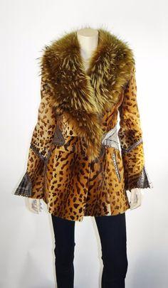 5174540c172 Georgio Ritti Luxury Fur Coat — Zooloo LeatherZooloo Leather