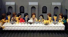 最後の晩餐パロディ