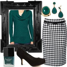 """""""Teacher Outfits on a Teacher's Budget 80"""" by allij28 on Polyvore"""