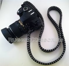 Paracord Camera Strap-Camera Strap-Survival Camera Strap-  or use this pattern for a belt.