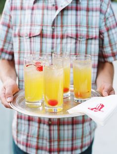 laurie arons blog - drinks