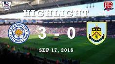 Leicester City 3 : 0 Burnley FC -  http://www.football5star.com/highlight/leicester-city-3-0-burnley-fc/87647/