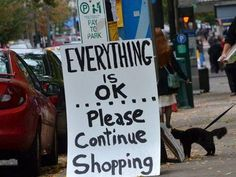 15 funny signs from Occupy Wall Street | MNN - Mother Nature Network