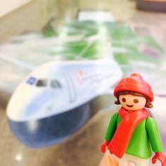 화전역 트릭아트! 오호~~ㅋ #화전역 #트릭아트 #trickArt #playmobil #toy