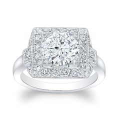 The Starr Engagement Ring