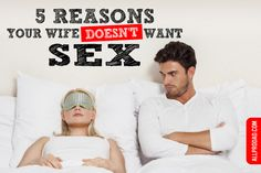 wife doesnt want sex