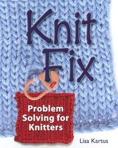 Knit Fix - great knitting resource!