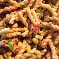 Barbeque Chicken Pasta Salad - Allrecipes.com