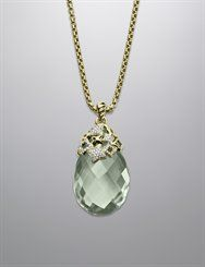 """""""The right cut brings out the stone's natural color."""" – David Yurman"""