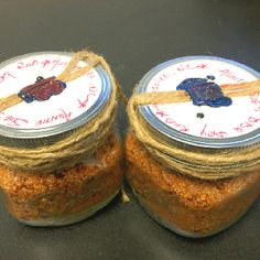 Auntie Sue's North Carolina Homemade Dry Rub