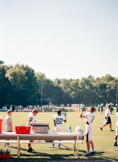 medium format film. football. film. film photography ©kristinmyoung