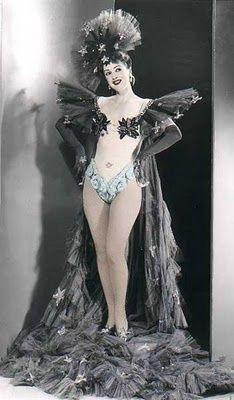 vintage burlesque costumes - Google Search