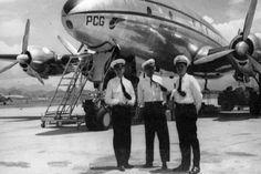 [c/n 2062] [may46-jul50] [L049] Lockheed Constellation [PP-PCG] [Panair do Brasil] [sep46] [jul50] [Bandeirante]