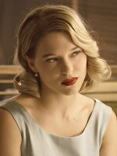 Léa Seydoux as Madeleine Swan in Spectre (2015).