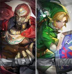 Ganondorf | Link