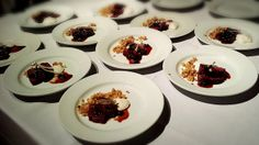 DBGB's Venison #FoodEvent #Foodie #Charity #BronxLetters #NYC
