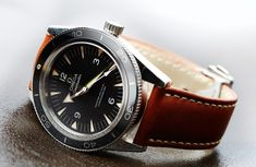 Discover the Omega Seamaster 300 Master Co-Axial in the Time+Tide Holiday Buying Guide