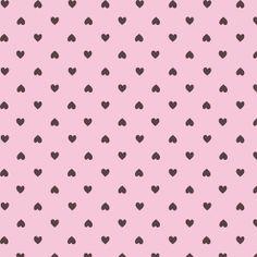 Nursery Fabric- Le Petit Paris Heart Dots at Joann.com