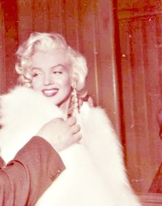 Marilyn in May 1953.