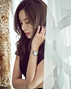 """Kim Ah Joong Is the Newest Face and Model for """"Milton Stelle"""" 