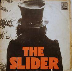 T. Rex - The Slider (Vinyl, LP, Album) Marc Bolan, Lp Album, Music Photo, Glam Rock, T Rex, Rock Music, Sliders, Album Covers, Albums