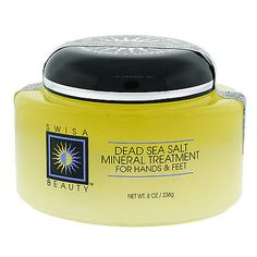 Swisa Beauty Dead Sea Salt Mineral Treatment
