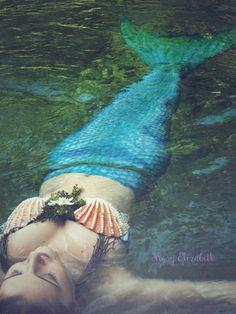 Mermaid Fairytale Photo Shoot