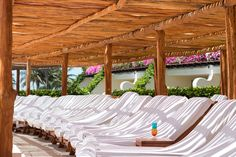 Grand Velas Riviera Maya, All Inclusive Resorts, Vacation Destinations, Caribbean, Pergola, Outdoor Structures, Luxury, World, The World