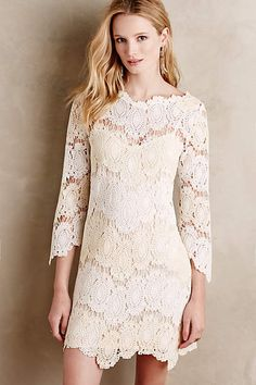 Lacery Tunic Dress - anthropologie.com#anthrofave