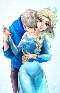 Hi i am Elsa and i am married to Jack Frost! I am a chosen goddess that is finally immortal. Yet i have chosen to stay in Arendelle to rule my kingdom and be with my family. I will never forgot the friends i made when i was a teenager like these two timelords named Mystery and the Doctor. Not only them. My demi-god friends. And creepypasta folk. I have a daughter named Crystal and a few adopted others.