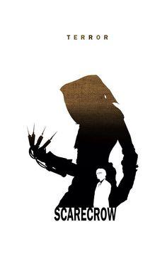 Scarecrow - Terror by Steve Garcia
