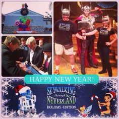 #HappyNewYear! What are you looking forward to in fandom in 2014? We are looking forward to more Skywalking!