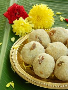 Easy Rava laddu Recipe ( Version 1) | Blend with Spices