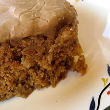 vegan pumpkin maple bars-oil free, might need to reduce the sugar, or use date paste.