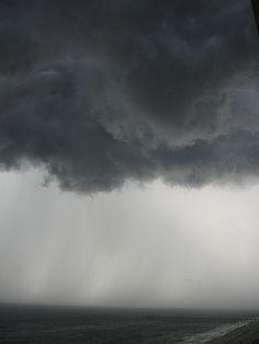 Storm Clouds - Pensacola Beach, Florida