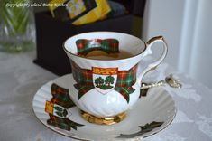 A Tartan Day Afternoon Tea