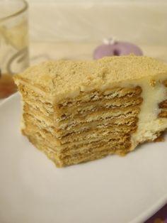 My birthday - wafer cake