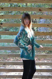 Mountain Mama Sweater