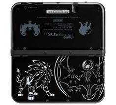 Pokemon Solgaleo & Lunala New 3DS LL