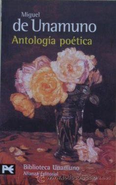 Antología poética de Miguel de Unamuno