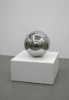 Spinning Ball by Jeppe Hein