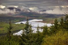 Loch Garry, Highlands, Scotland