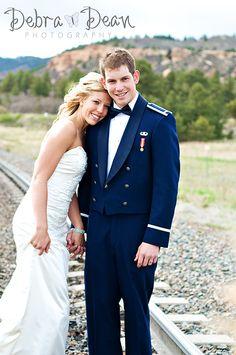 Air Force Wedding Borland originals-282fb