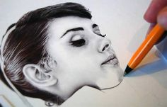 Photo Realistic Pen Drawings by James Mylne