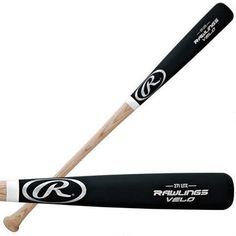Rawlings Velo Ash -3 Wood Bat $29.99           					Was:$39.99