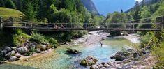 Soča-út, látványos túra a smaragdzöld hegyi folyó partján » KirándulásTippek Bali, River, Outdoor, Outdoors, Outdoor Games, The Great Outdoors, Rivers