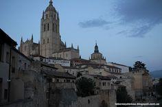 Guía para visitar Segovia y sus alrededores. Labores y demás