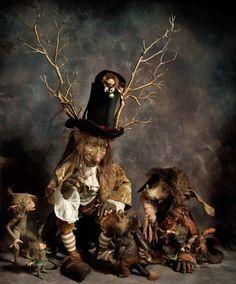 Storyteller by Wendy Froud